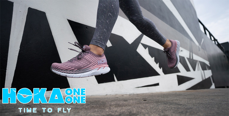 Hoka One One Time To Fly