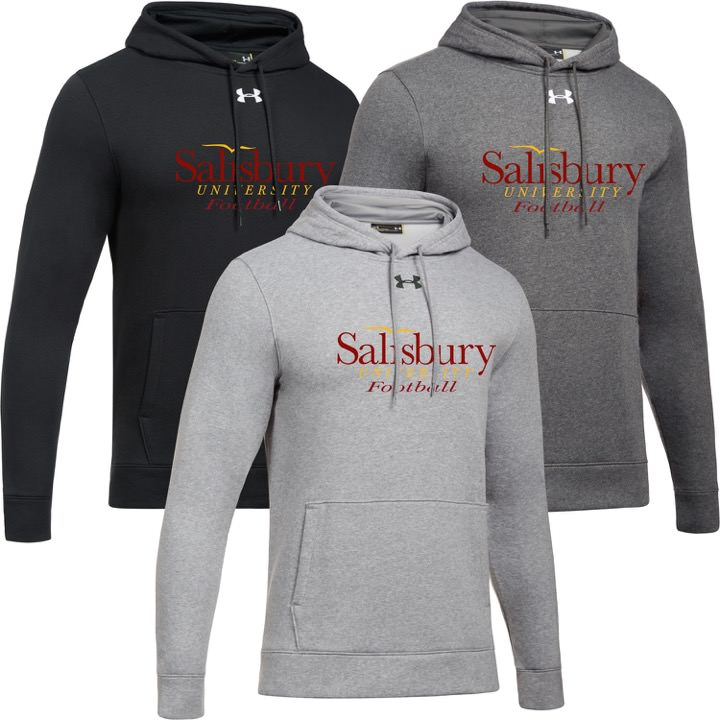 Salisbury University Football Under Armour Hoodies