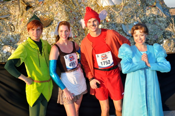 Disney Characters  sc 1 st  eFootwear & 5 Fun Costume Ideas for your Halloween Race