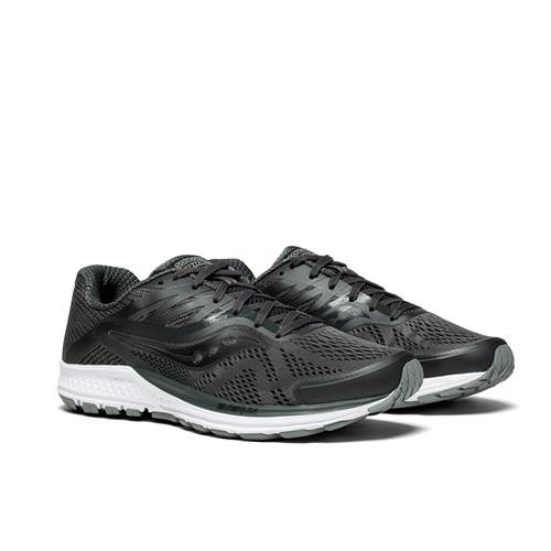 Saucony Ride 10 Men's Running Gunmetal S20373-7