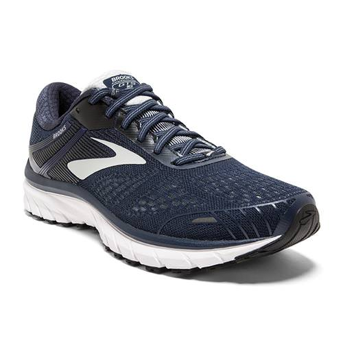 d2035987bbe27 Brooks Adrenaline GTS 18 Men's Running Navy, Grey, Black 1102711D438