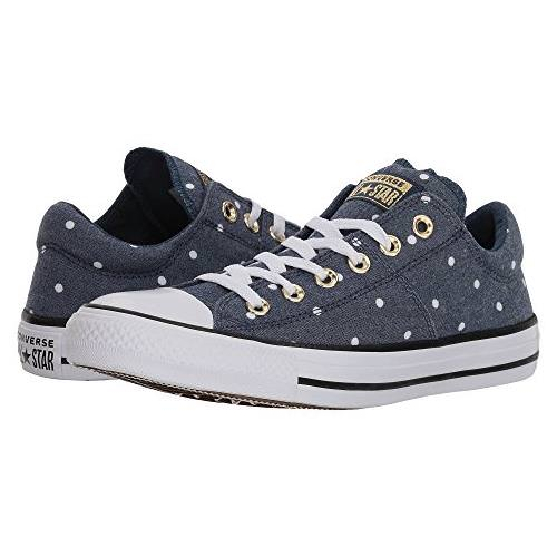04d90baed2b19c Chuck Taylor Women s All Star Madison Ox- Mini Dots Navy