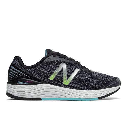 New Balance Fresh Foam Vongo v2 Women's Running Shoe Black Sea Spray WVNGOBS2