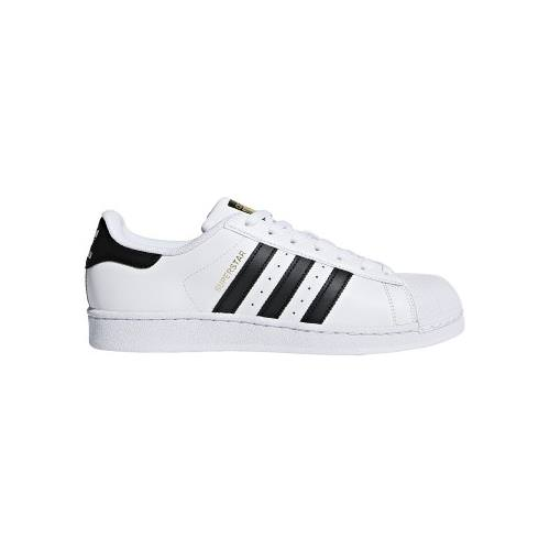 online store 102f2 7bde6 Adidas Originals Superstar Mens White, Black, White C77124