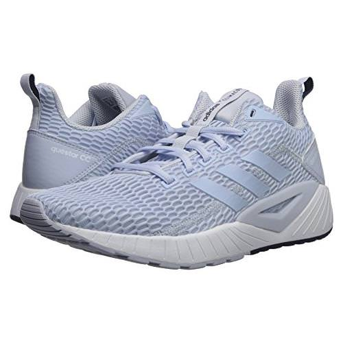 quality design 65dce e9efa Adidas Questar CC Women's Running Shoe Aero Blue, Collegiate Navy DB1304