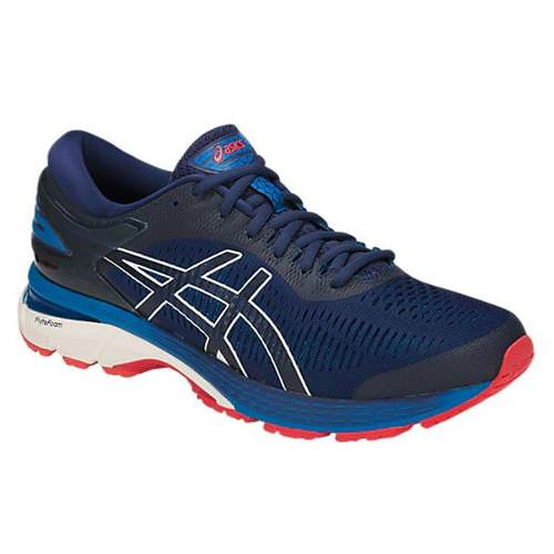 Asics Gel Kayano 25 Men's Running Shoe Indigo Blue White 1011A019 400