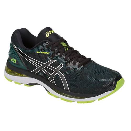 7c278c410aa Asics Gel Nimbus 20 Men s Running Shoe Black