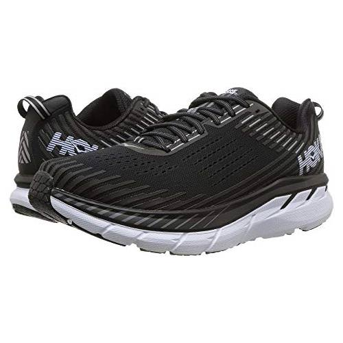 cc7f1914c892 Hoka One One Clifton 5 Men s Wide EE Black