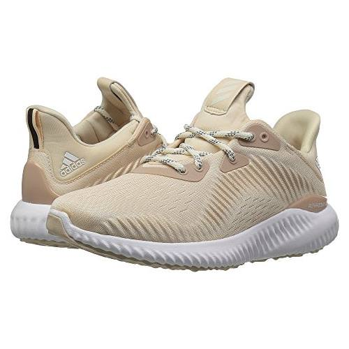 pretty nice 2db14 2ffaf Adidas Alphabounce 1 Womens Running Shoe Linen, Off-White, Ash Pearl AC7012
