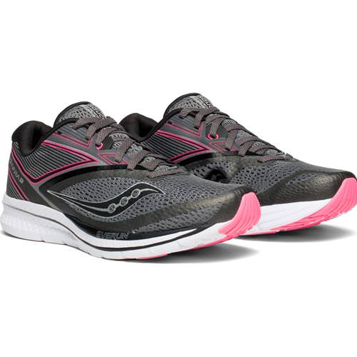 fee860a76e0 Saucony Kinvara 9 Women s Grey