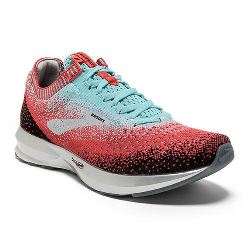 Brooks Levitate 2 Women's Running Coral Blue Black 1202791B872