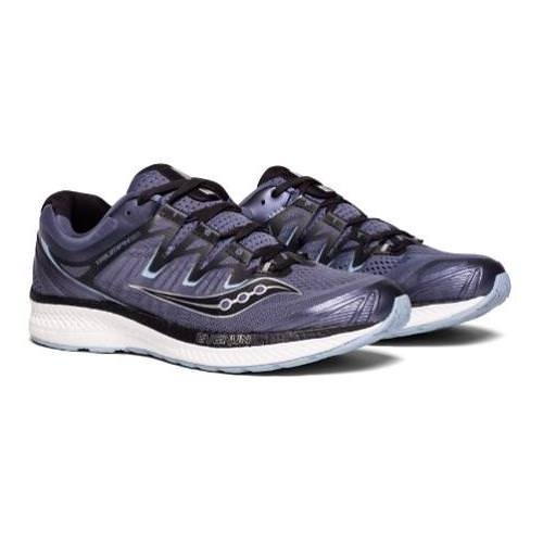 Saucony Triumph ISO 4 Wide 2E Men's Grey Black S20414-1