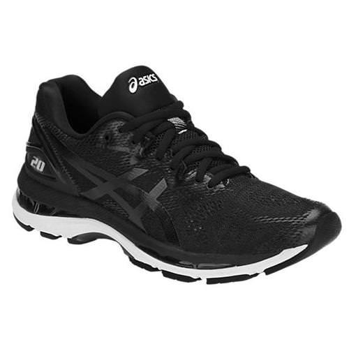 a36329cd6452 Asics Gel Nimbus 20 Women s Running Shoe Black
