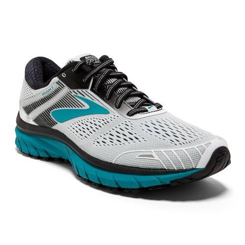 huge discount 96d46 3d0a9 Brooks Adrenaline GTS 18 Women's Running White, Black, Teal 1202681B114
