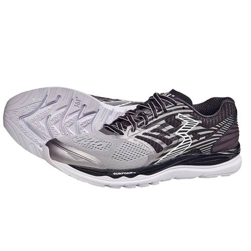 361 Degrees Meraki Women's Running Shoe Sleet Ebony Y853-0607