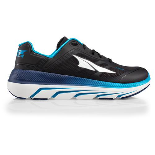 Altra Duo Men's Running in Black Blue ALM1838F-01