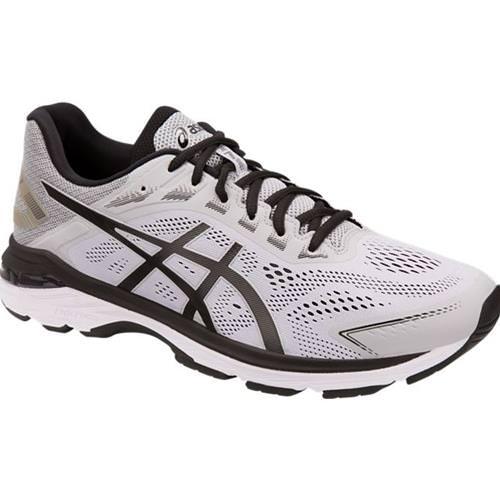 Men's Mid GreyBlack GT 2000 7 Running Shoes