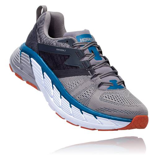 Hoka One One Gaviota 2 Men's Wide EE Frost Gray Seaport 1099717 FGSR
