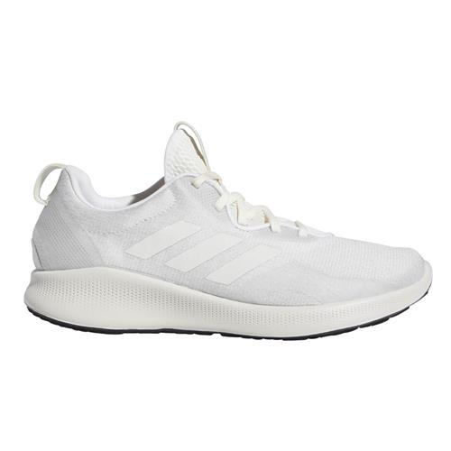 Adidas Purebounce + Street Women's Running Shoe White Cloud White Grey F34225