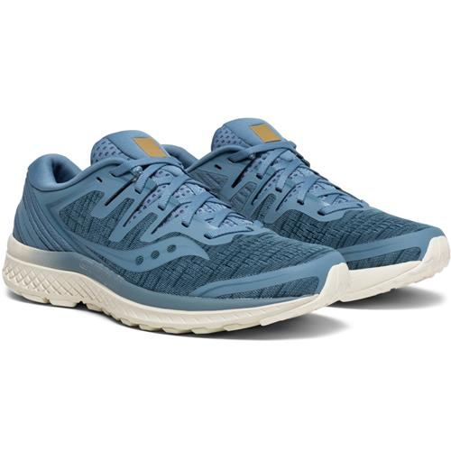 9f73a9dfab Saucony Guide ISO 2 Women's Running Blue Shade S10464-41
