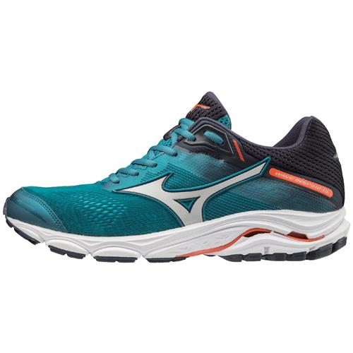 Mizuno Wave Inspire 15 Men's Running Shoes Ocean Depths Cloud 411050.4P01