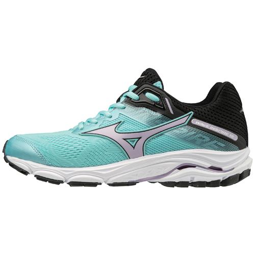 Mizuno Wave Inspire 15 Women's Running Shoes Angel Blue Lavender Frost 411052.5T6P