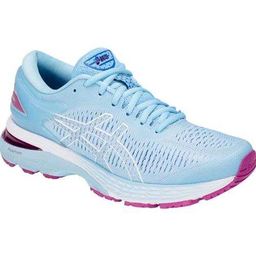 the best attitude 2ee9e 69e07 Asics Gel Kayano 25 Women's Running Shoe Skylight, Illusion Blue 1012A026  401