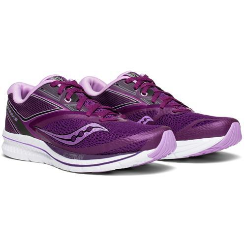 Saucony Kinvara 9 Women's Purple, Pink