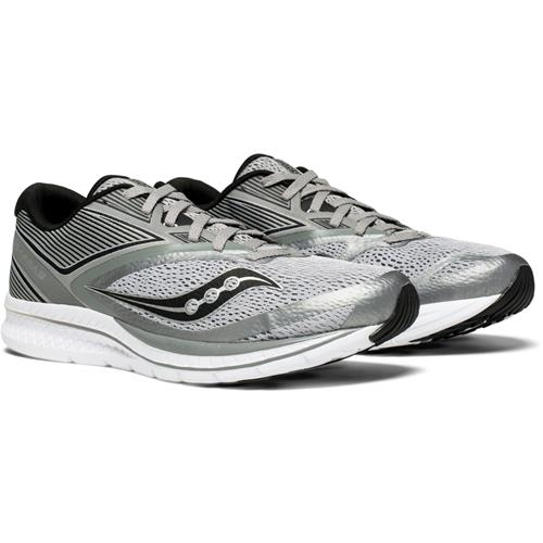 Saucony Kinvara 9 Men's Grey Black S20418-3