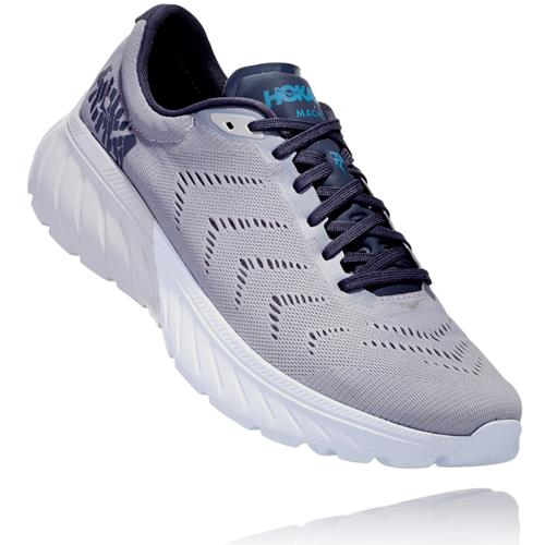 new arrival a2255 a1ba7 Hoka One One Mach 2 Men's Drizzle, Storm Blue 1099721 DSRB