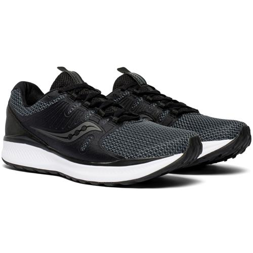 Saucony VersaFoam Inferno Men's Running Black Charcoal S40035-1