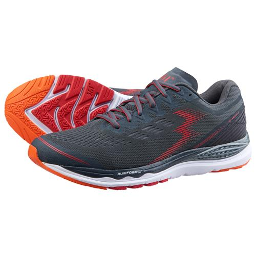 361 Degrees Meraki 2 Men's Running Ebony Sleet Y902-0706