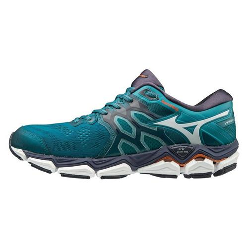 Mizuno Wave Horizon 3 Men's Running Ocean Depths-Cloud 411048.4P01