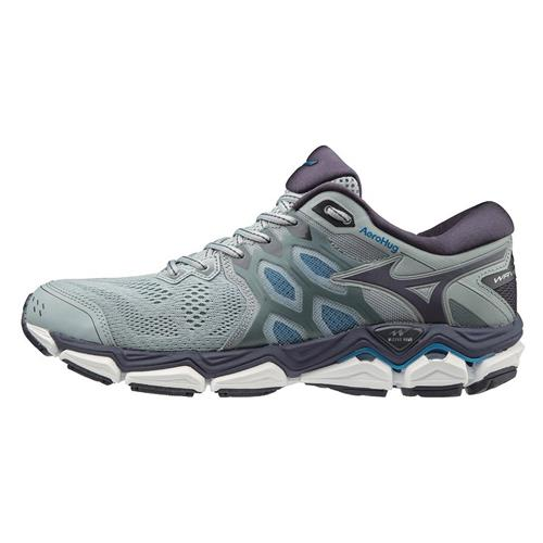 Mizuno Wave Horizon 3 Men's Running Quarry-Graphite 411048.9U9G