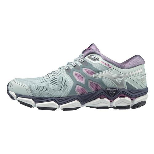 Mizuno Wave Horizon 3 Women's Running Quarry-Silver 411049.9U73