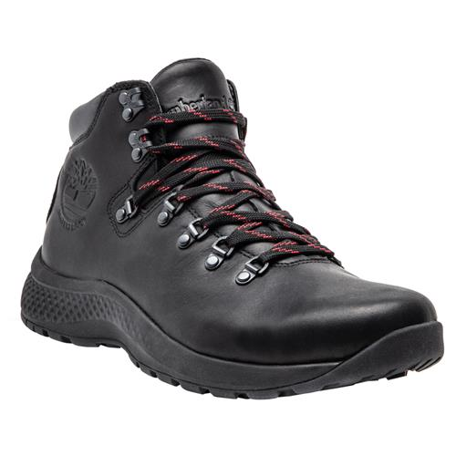 Timberland 1978 FlyRoam Trail Waterproof Hiking Boots Black Full-Grain TB0A1RK8