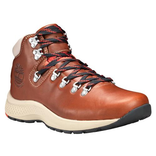 Timberland 1978 FlyRoam Trail Waterproof Hiking Boots Brown Full-Grain TB0A1RMA
