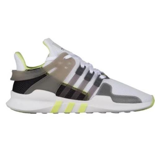 Adidas Originals EQT Support ADV Womens White Grey Semi Frozen Yellow CQ2255