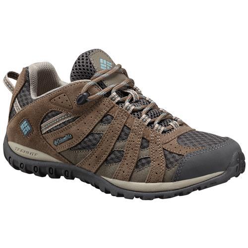 Columbia Redmond Low Women's Hiking Shoe Shark Storm 1575461 011