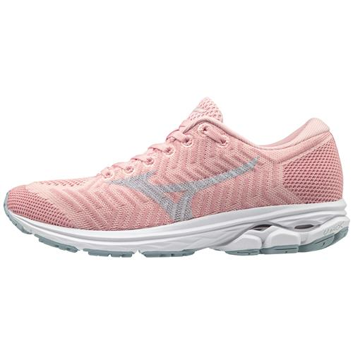 Mizuno Rider WAVEKNIT R2 Women's Running Powder Pink Cloud 411003.1601