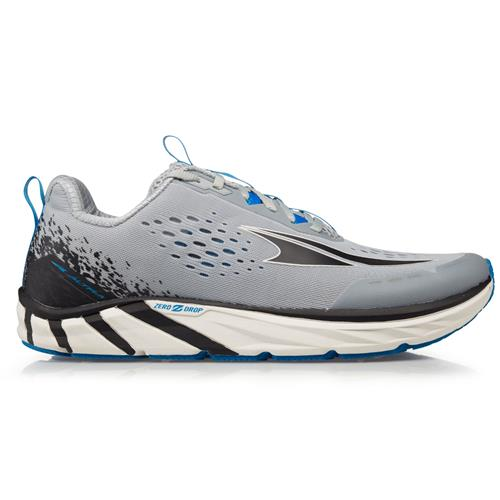 Altra Torin 4 Men's Running Grey Blue ALM1937F 242