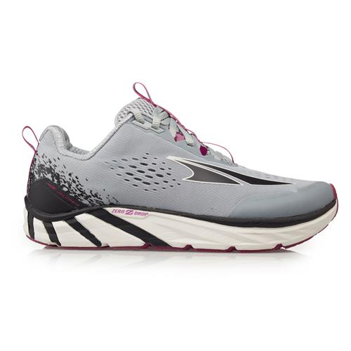 Altra Torin 4 Women's Running Gray Purple ALW1937F 254