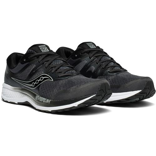 Saucony Omni ISO 2 Men's Running Shoe Grey Black S20511-2