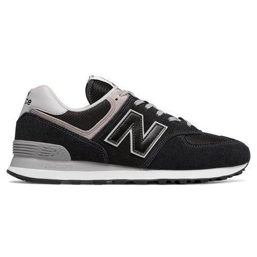 buy online 46bc6 82b4b New Balance 574 Core Men's Black ML574EGK
