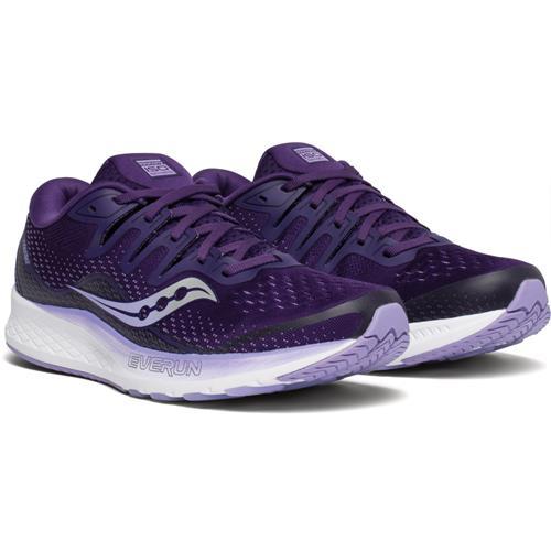 Saucony Ride ISO 2 Women's Running Purple S10514-37
