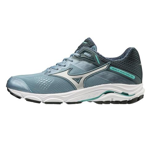 Mizuno Wave Inspire 15 Women's Running Shoes Citadel-Silver 411052.9673
