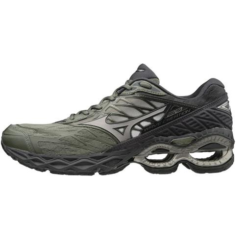 Mizuno Wave Creation 20 Men's Running Beetle-Metallic Shadow 411060.4K9W