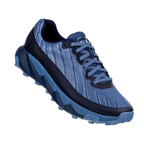Hoka One One Torrent Women's Trail Black Iris Moonlight Blue 1097755 BIMB