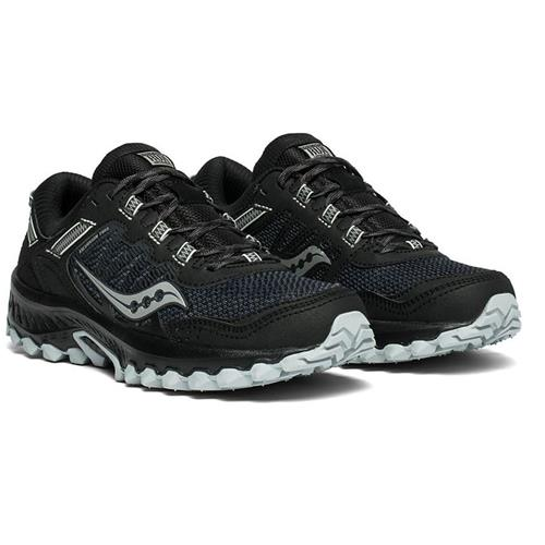 Saucony Excursion TR13 Men's Trail Wide EE Black S20525-1