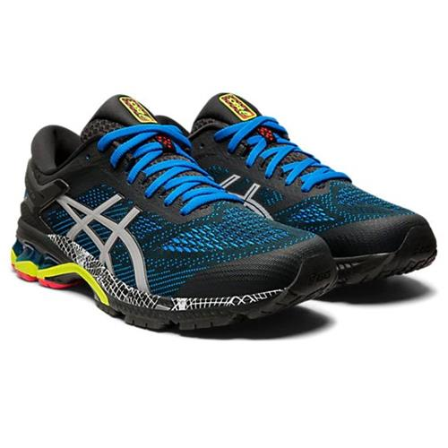 Asics Gel Kayano 26 LS Men's Running Shoe Graphite Grey Piedmont 1011A628 020